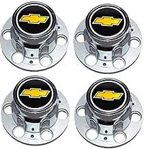 NEW 6-LUG CHEVY 1500 SILVERADO SUBURBAN BLAZER Wheel Center Cap SET
