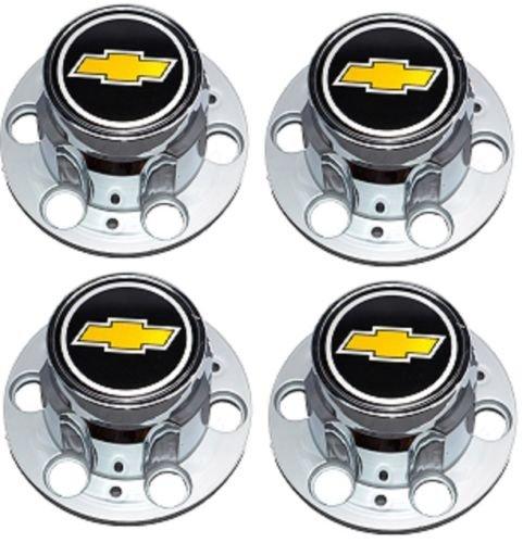 Chevy Rally Wheel Center Caps