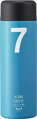 オーエスケー マグボトル ブルー 容量:約490ml ハレイワ ダイレクトステンレスボトル SBK-490B