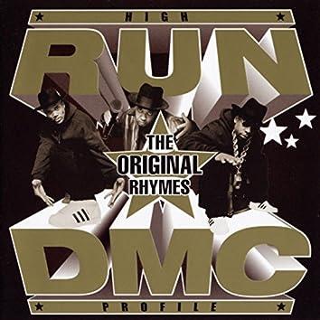 """RUN DMC """"High Profile: The Original Rhymes"""""""