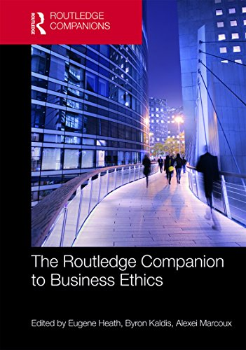 The Routledge Companion to Business Ethics (Routledge Companions in Business, Management and Marketing) (English Edition)