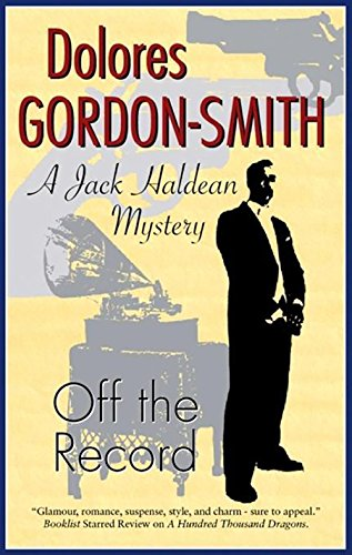Off the Record (Jack Haldean Mysteries Book 5) (English Edition)