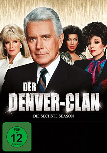 Der Denver-Clan - Season 6 (8 DVDs)