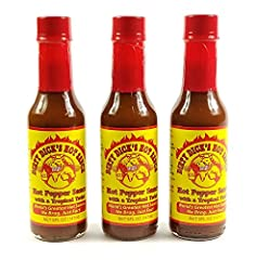 2017 NYC Hot Sauce Expo Screaming Mimi Award GRAND WORLD CHAMPION 2016 NYC Hot Sauce Expo Screaming Mimi Award First Place Fruit Based Medium 2015 Chile Pepper Magazine Golden Chile Awards First Place Fruit Based Hot Sauce 2014 Scovie Awards First Pl...