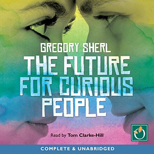 The Future for Curious People audiobook cover art