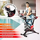 Zoom IMG-1 bici spinning bike fit cyclette