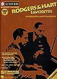 Rodgers & Hart Favorites: Jazz Play-Along Volume 11