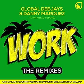 Work (feat. Puppah Nas-T, Denise) [The Remixes]