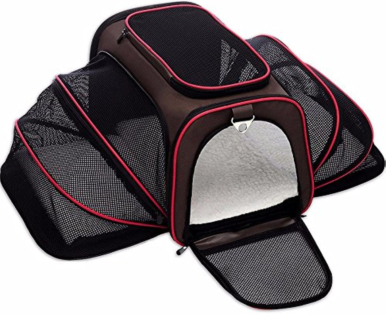 KAIPet package gauze PET car kit portable pet tote bag double exhibition 46cmx28cmx28cm Package