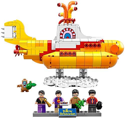 LEGO Ideas Yellow Submarine 21306 Building Kit