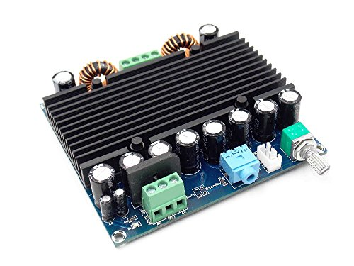Best Bargain Diybigworld XH-M251 super power digital power amplifier board TDA8954 core dual 210W+21...