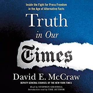 Truth in Our Times audiobook cover art