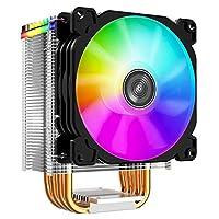 Jonsbo サイドフロー型CPUクーラー CR-1400 ARGB対応 [Intel/AMD両対応] [並行輸入品]
