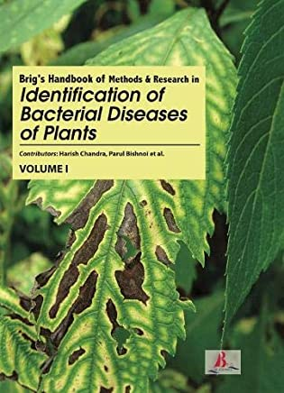 Brigs Handbook of Methods & Research in Identification of Bacterial Diseases of Plants (2 Volumes)