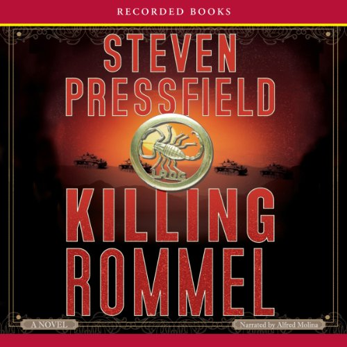 Killing Rommel audiobook cover art
