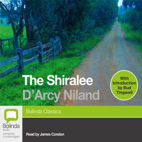 The Shiralee audiobook cover art