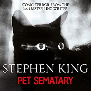 Pet Sematary                   By:                                                                                                                                 Stephen King                               Narrated by:                                                                                                                                 Michael C. Hall                      Length: 15 hrs and 41 mins     1,524 ratings     Overall 4.7