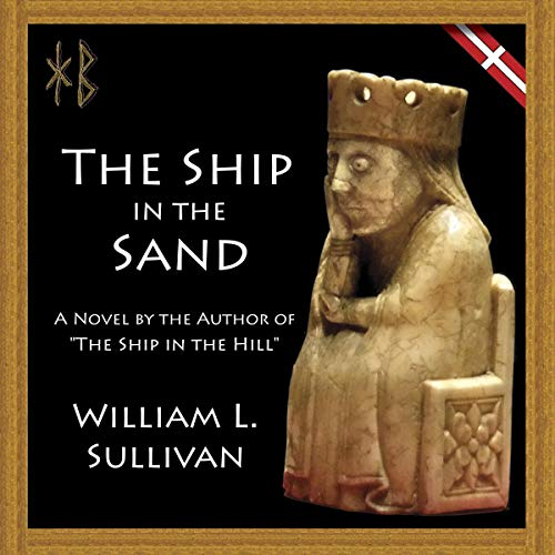 The Ship in the Sand audiobook cover art