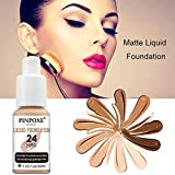 Zoom IMG-2 fondotinta liquido fondazione liquid foundation