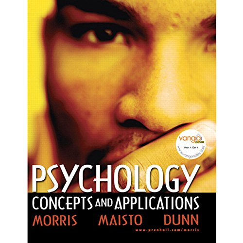 VangoNotes for Psychology audiobook cover art