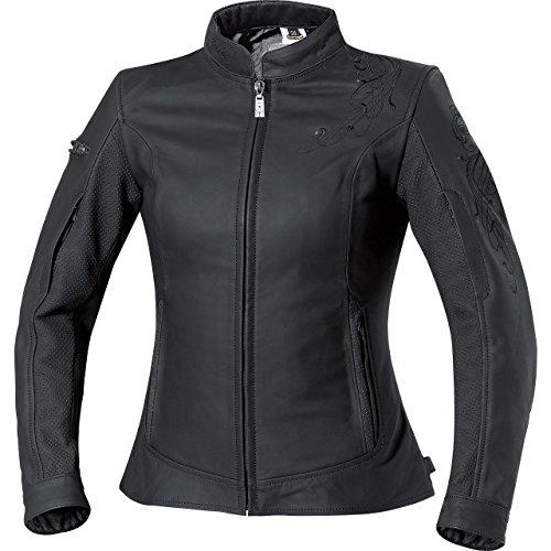Held Alina II - Damen Lederjacke, Farbe schwarz, Größe 36