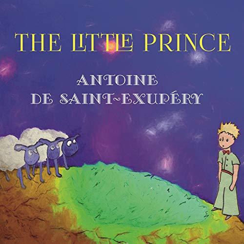 The Little Prince Audiobook By Antoine de Saint-Exupéry cover art