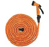 Aquagart ® Flexischlauch Gartenschlauch flexibler Wasserschlauch Schlauch Bewässerung verschiedene Längen (22,5m lang)