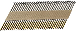 Full Round Head Basic 2 x .099 Metabo HPT Framing Nails 12209DHPT 9000 Count Wire Coil Brite