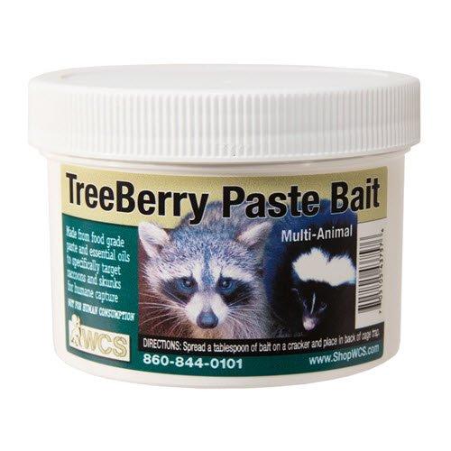 Wildlife Control Supplies WCS Treeberry Multi-Animal Paste Bait