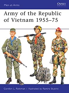 Army of the Republic of Vietnam 1955–75 (Men-at-Arms Book 458)