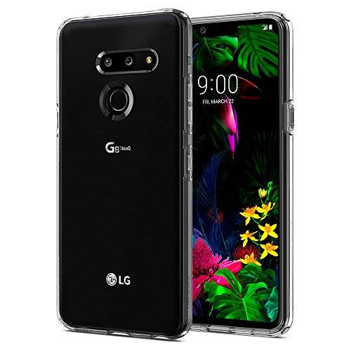 Spigen Cover Liquid Crystal Compatibile con LG G8 ThinQ - Trasparente