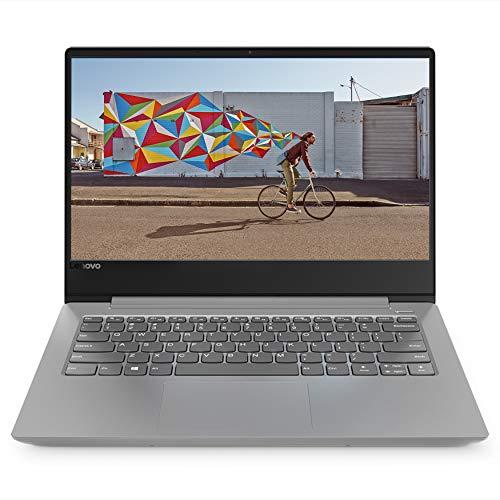 Lenovo ideapad 330S-14IKB Notebook, Display 14.0 HD, Processore Intel I3-8130U, RAM 4 GB, Storage 128 GB SSD, Grafica Condivisa, Windows 10, Grigio, 81F400VHIX
