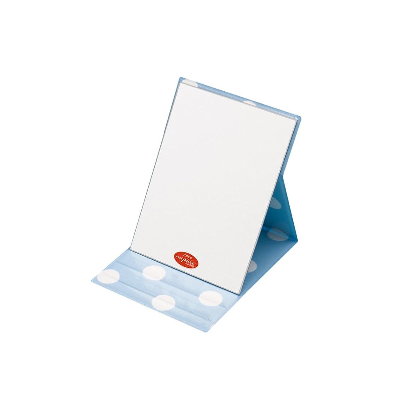前述のドラマキャリッジプロモデル折立ナピュアミラー水玉