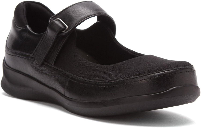 Apex Womens Women's Petals - Miranda Black Sneaker