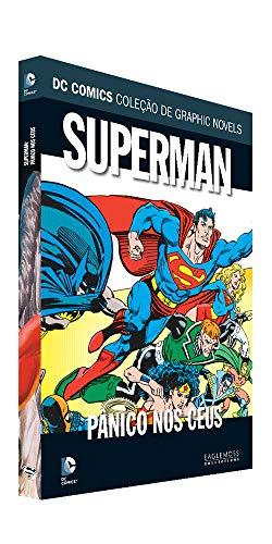 Dc Graphic Novels Ed. 85 - Superman - Pânico Nos Céus