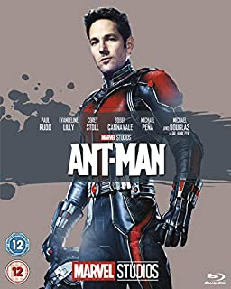 Ant-Man [Blu-ray] [Region Free] (B011RAYM28) | Amazon price tracker / tracking, Amazon price history charts, Amazon price watches, Amazon price drop alerts