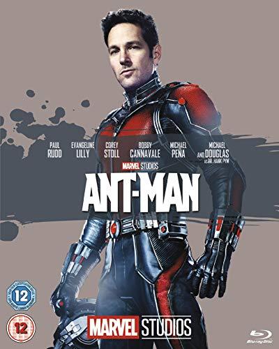 Ant-Man [Blu-ray] [UK Import]