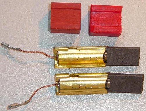 Koolstiften voor Miele wasmachine Novotronic W820