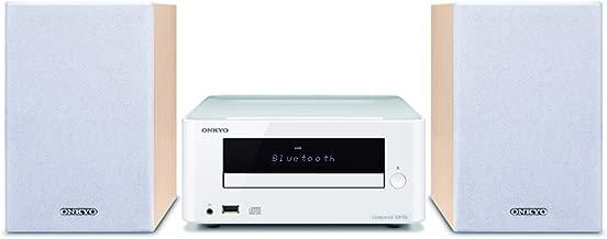 ONKYO Mini Component Wireless / NFC · Bluetooth Support / USB DAC Equipped  X-U6 (W) (White)