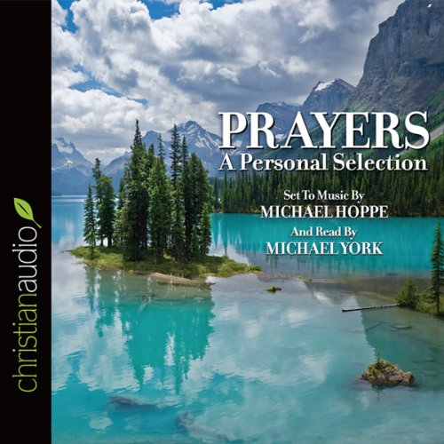Prayers: A Personal Selection audiobook cover art