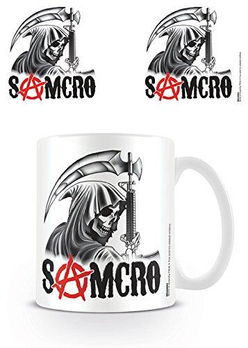 Sons of Anarchy Becher, Keramik, Mehrfarbig