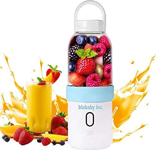 Blubaby Portable Blender - Leak Proof & Powerful Electric Juicer - Personal...