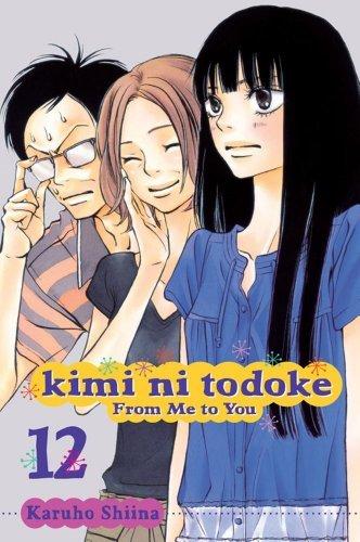 Kimi ni Todoke: From Me to You, Vol. 12 (English Edition)