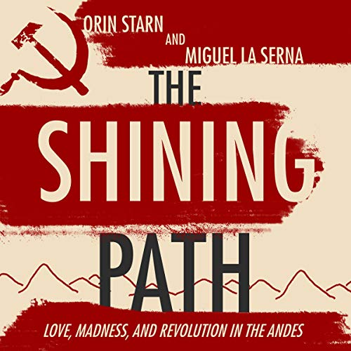 The Shining Path audiobook cover art