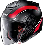 Nolan - Casco N40-5 Resolve N-Com Flat Black L