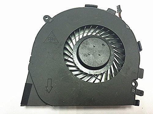 hk-part Ventilador de repuesto para HP Envy m7-n 17–17-n078ca 17-N151NR m7-n m7-n101dx portátil ventilador de la CPU de 4hilos 4pines 813798–001