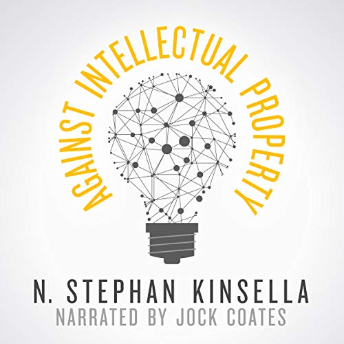 Against Intellectual Property audiobook cover art