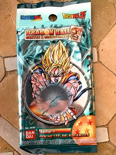 Booster Dragon Ball - serie 1