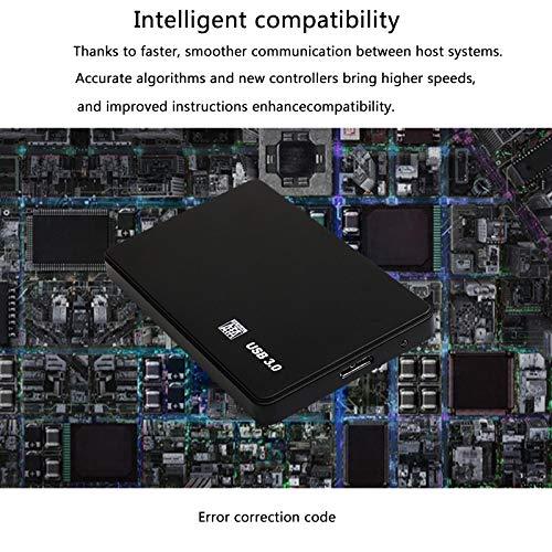 SODIAL Disco Duro MóVil YD2 2.5 Pulgadas Android una USB 3.0 Disco Duro Externo 250Gb para PS4 Wind10 / 8/7 miniatura