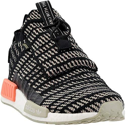 Zapatillas Adidas NMD_TS1 Primeknit GTX Casual para hombre,, Negro (Negro), 39 EU